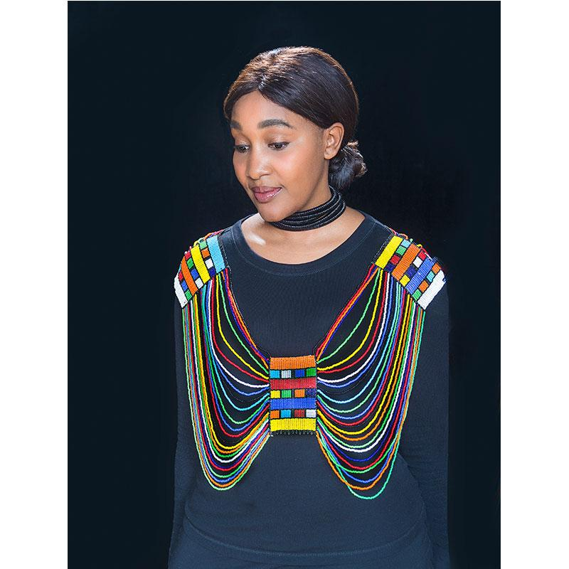 Kanule Beaded Body Adornment
