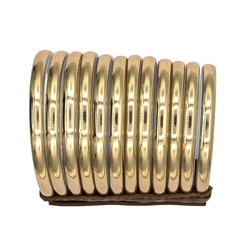 Soweto Long Bracelet Gold