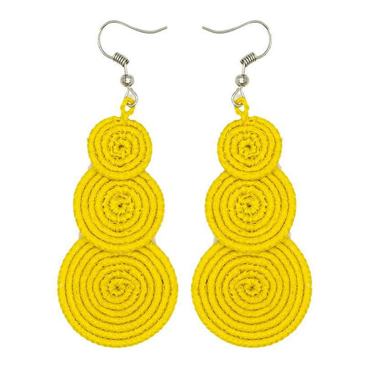 Tatu Embroidery Earrings 02