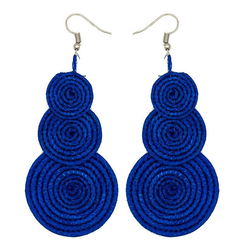 Tatu Embroidery Earrings 03