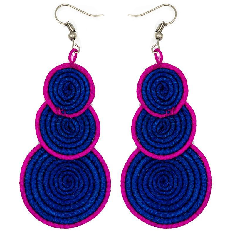 Tatu Embroidery Earrings 06