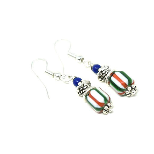 Trade Beads Earrings 10