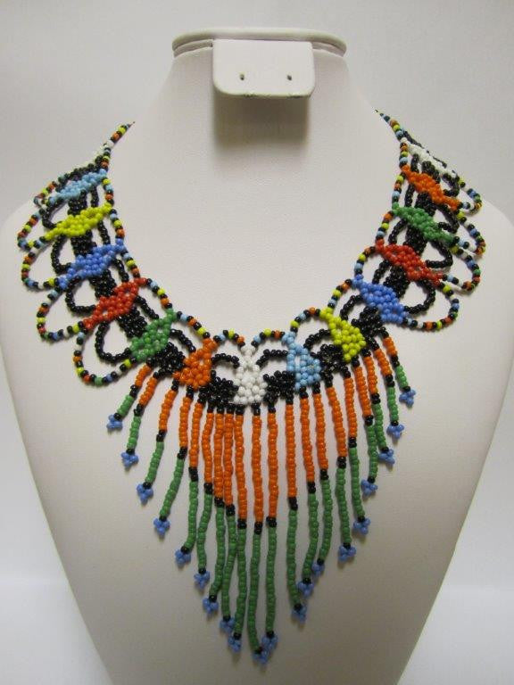 V Masai Necklace