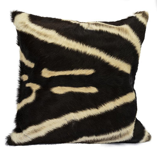 Zebra Full Hide Pillow