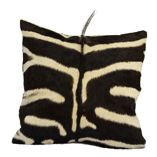 Zebra Full Hide Pillow 02