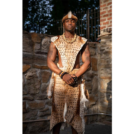 Zulu Warrior Outfit 01