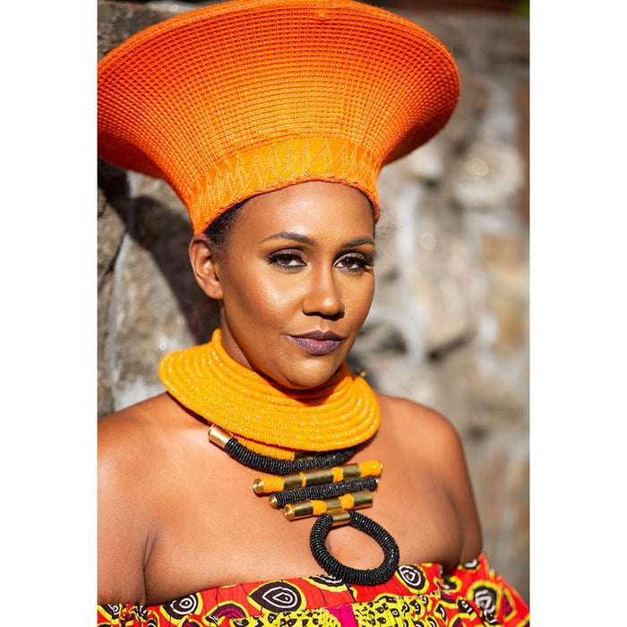 Zulu Wide Basket Hat 01