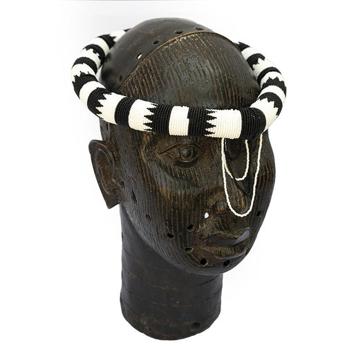 Zulu Beaded Head Band 01