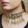 Ditya Gold Plated Kundan Necklace