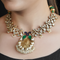 Ridhi Gold Plated Kundan Necklace