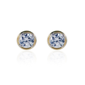 Jovial Silver Studs (4.84 gm) with Solitaire SZ