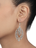 Lina Sterling Silver Earrings