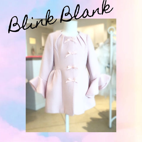 Michaela Bowie Flare Jacket Pink