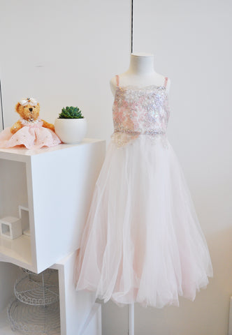 Fantasy Wire Fairy Dress Pink