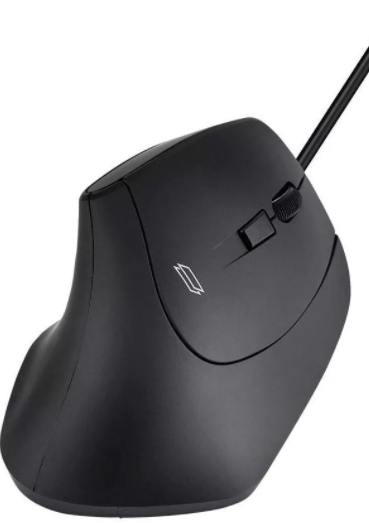 Ergonomic Curved Mouse