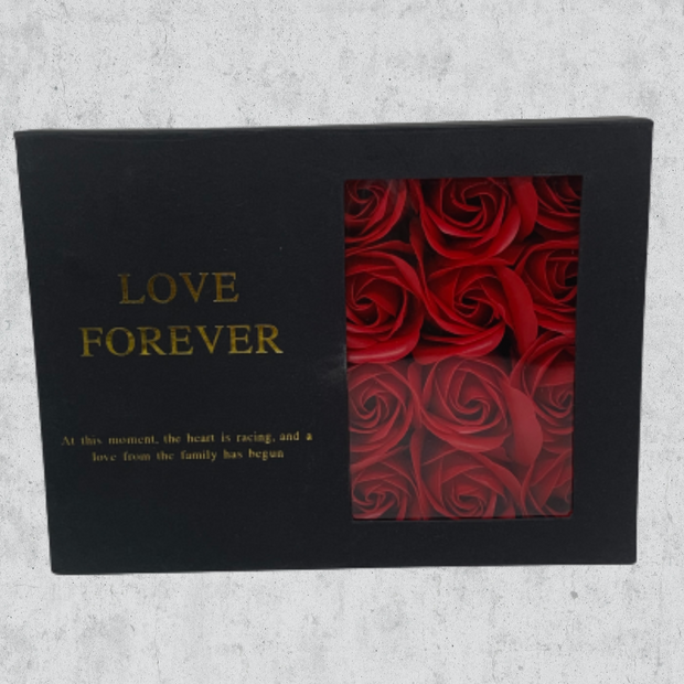 Luxury Preserved Roses in a Box