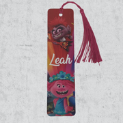 Children Aluminum Bookmarks
