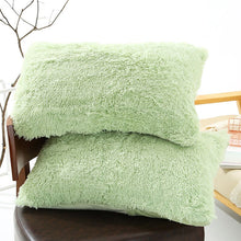 Load image into Gallery viewer, Fluffy Pillowcase Set of 2 - CurlySweety