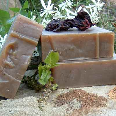 Shampoo Bar: Ayurvedic Herb - Full Bar 5.6 oz