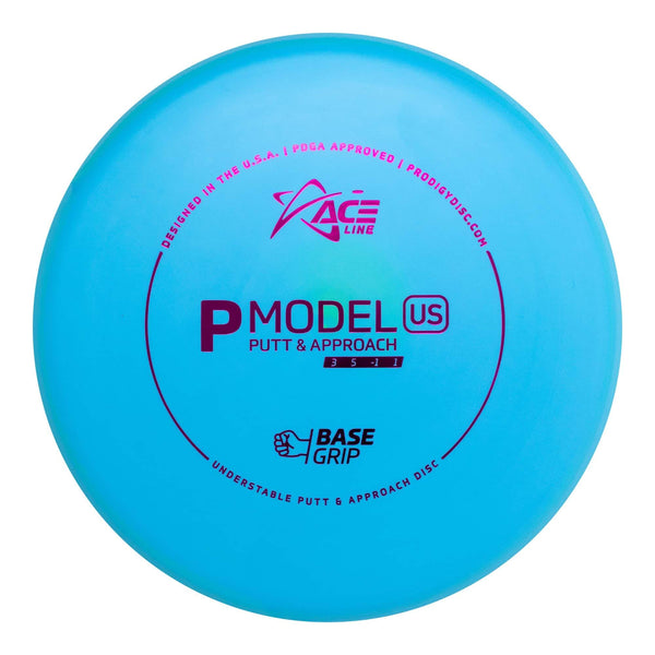 ACE Line - P MODEL US (Understable) - Basegrip - Putt & Approach