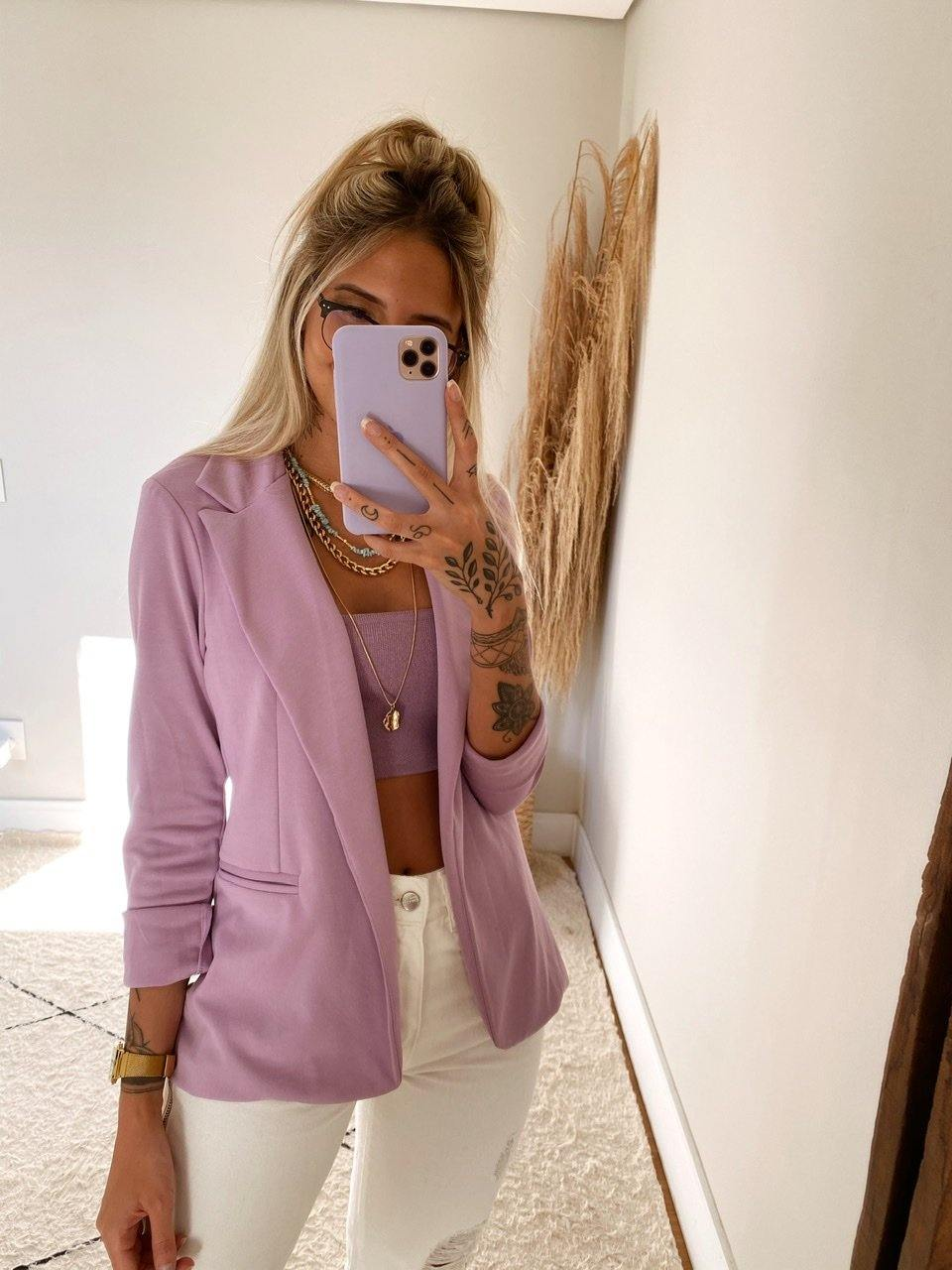 Blazer Beverly Colors - LF Comprinhas