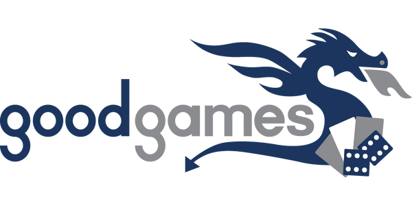 Welcome to Good Games