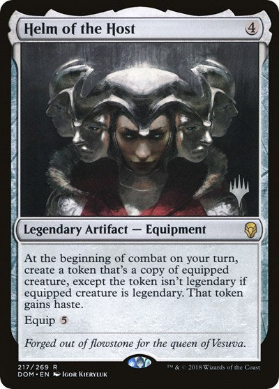 Helm of the Host [Dominaria Promos] - Good Games