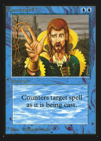 Counterspell (IE) [Intl. Collectors' Edition] - Good Games