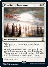 Promise of Tomorrow [Commander Legends]