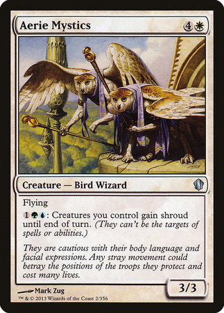 Aerie Mystics [Commander 2013] - Good Games