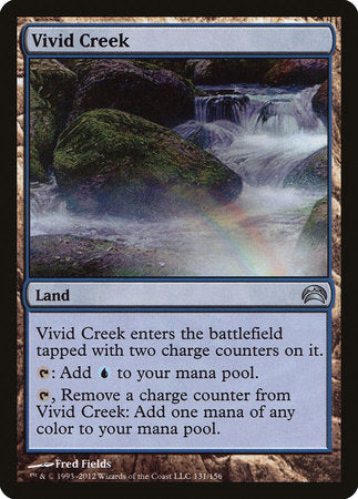 Vivid Creek [Planechase 2012]