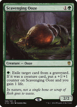 Scavenging Ooze [Commander 2016]