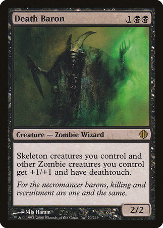 Death Baron [Shards of Alara]