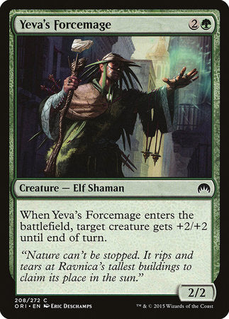 Yeva's Forcemage [Magic Origins]