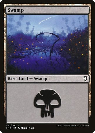 Swamp (297) [Commander Anthology Volume II]
