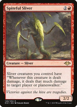 Spiteful Sliver [Modern Horizons] - Good Games