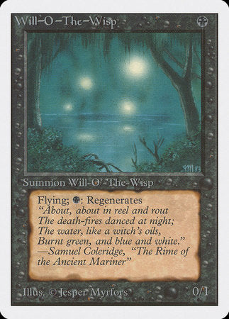 Will-o'-the-Wisp [Unlimited Edition]