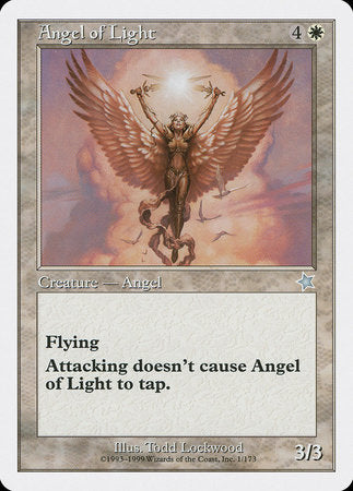 Angel of Light [Starter 1999]