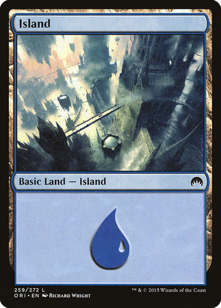 Island (259) [Magic Origins]