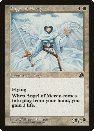 Angel of Mercy [Portal Second Age]