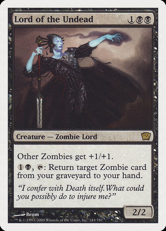 Lord of the Undead [Ninth Edition]