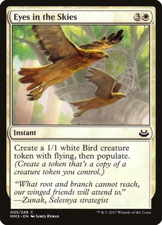 Eyes in the Skies [Modern Masters 2017]
