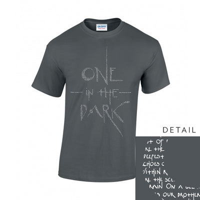 TVINNA - One In the Dark Lyrics T-Shirt (6109112860871)