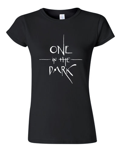 Tvinna - One in the dark - Girlie T-Shirt (6106721812679)