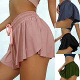 Women Shorts Casual Sports Beach