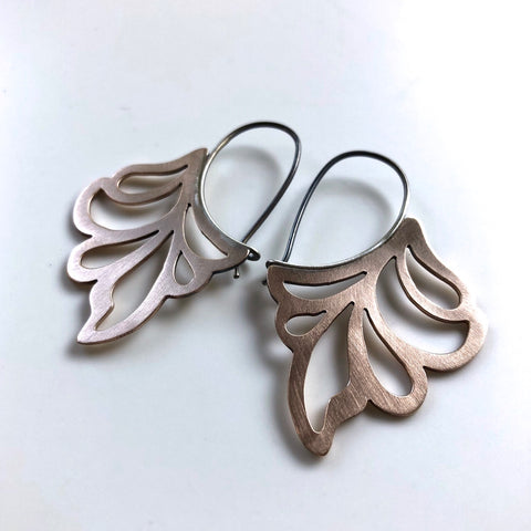 BOTANICA EARRING-FIXED WIRE