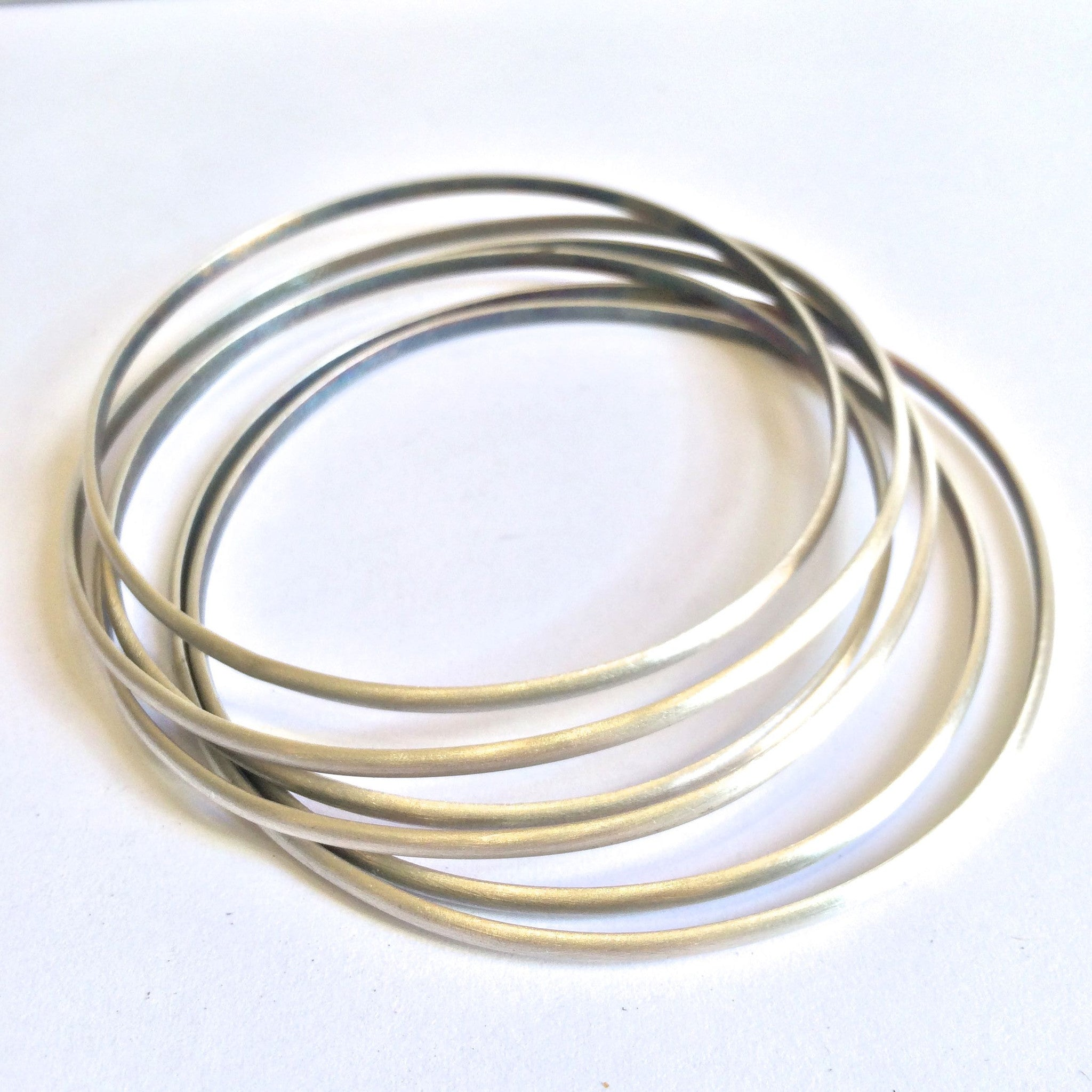 west pair ridged dp made silver in sterling bangles jewellery arrow com indian amazon