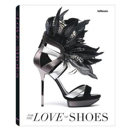 For the love of shoes coffee table book vanillawood holiday gift guide