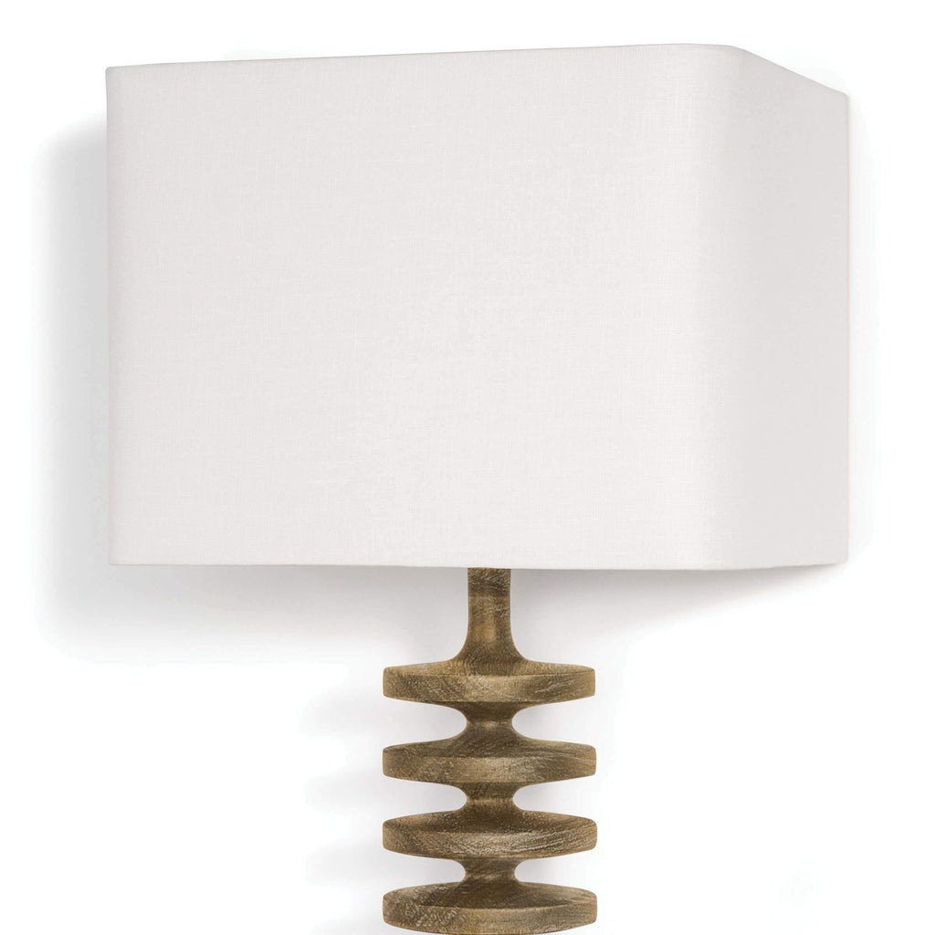 Fishbone Wall Sconce