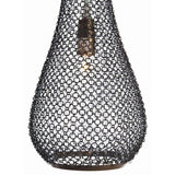 Pierce Wire Mesh Pendant